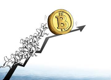 """虚拟货币市场弥散""""暴富勾魂曲"""""""