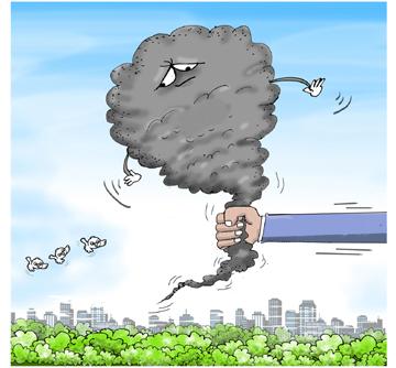 污染防治攻坚路线图明确