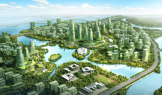 当前,我国产业结构正面临重构和调整,在新旧产业迭代以及产业链重构的大趋势下,产城融合战略承担着打造城市发展新格局的重要使命。近年来,碧桂园集团着力于深入研究城市发展规律,积极促进产城融合,驱动城市产业升级,为城市发展打造新的格局。    斥资千亿布局产城项目   早在2016年8月,碧桂园正式发布了产城融合战略,宣布投资千亿元布局产城项目。计划5年内投资千亿,在北上广深周边及强二线城市,全面布局产城项目。据碧桂园集团总裁莫斌介绍,按照碧桂园产城融合战略规划,企业一方面将对原有项目进行产业升级,另一方面