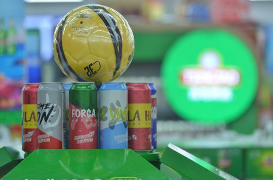 创新为梯 青岛啤酒品牌价值1455.75亿元 15年蝉联行业首位
