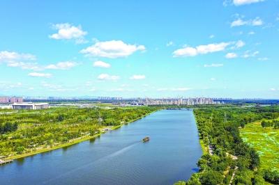 北京通州冲刺副中心创建国家森林城市吧
