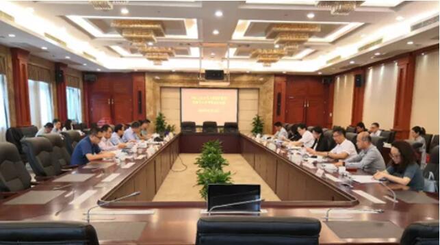 西北工业大学上海闵行协同创新中心首次管委会会议召开