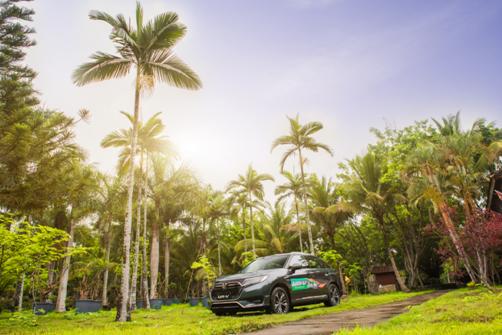 """东风Honda UR-V自诞生以来得到了""""新中产阶层""""的高度青睐"""