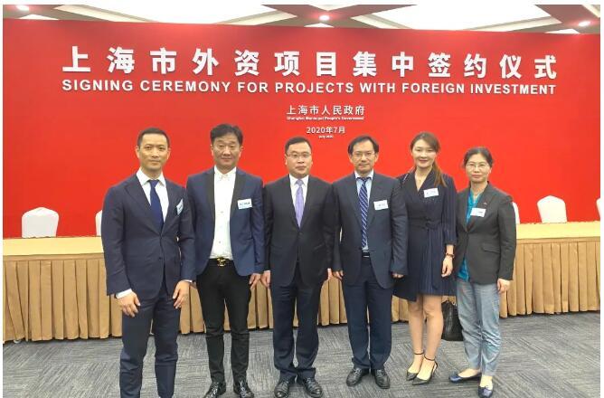 上海gdp总值多少美元_投资总额达12.2亿美元,闵行区6个外资大项目参加上海市外资项目集...
