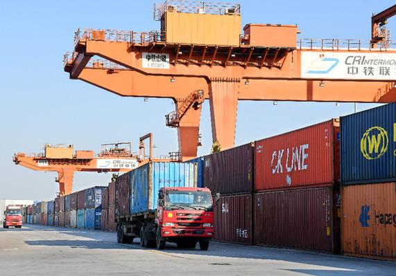 青岛:多式联运成上合组织国家与日韩经贸联系重要纽带