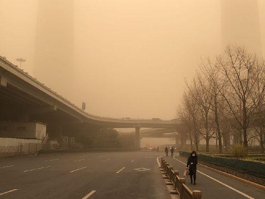 生态环境部:全国177个地级及以上城市受两次强