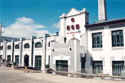 绥芬河/绥芬河火车站建于1898年,是滨绥铁路的终点站,同时与俄罗斯...